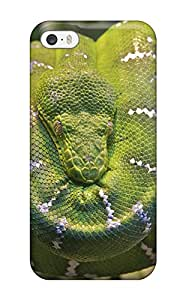 Emerald Tree Boa Snake Feeling Iphone 5/5s On Your Style Birthday Gift Cover Case 4608730K36773954