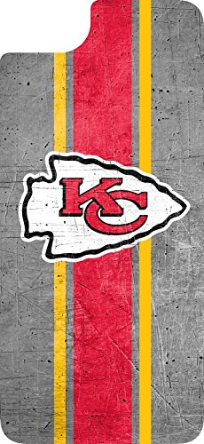 OtterBox NFL ALPHA GLASS SERIES Screen Protector for iPhone 8/7/6s/6 (ONLY) - Retail Packaging - KANSAS CITY CHIEFS (Display All Glass Case Series)