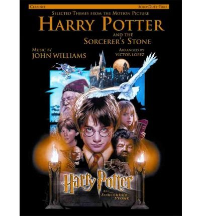 [(Harry Potter and the Sorcerer's Stone: Selected Themes from the Motion Picture: Clarinet: Solos - Duets - Trios)] [Author: John Williams] published on (April, 2002)