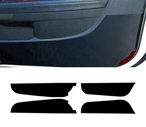Sell by Automotiveapple, ArtX 4D CARBON Door Protect Anti Scratch Cover Carbon Black 4-pc Set For 2016 Kia Sorento : ALL NEW (Cover Set Carbon)