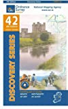 Discovery Series 42: Meath, Westmeath by Ordnance Survey Ireland front cover