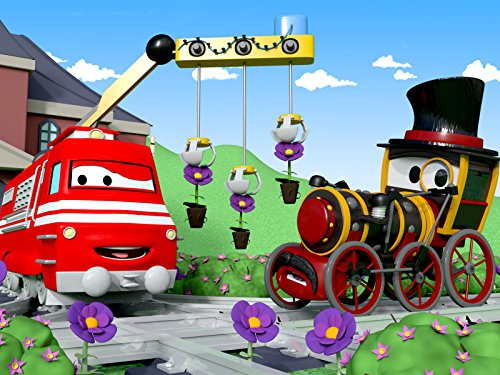 Troy in Train Town : Taylor's Sunglasses / The Gardening - Who Sunglasses Buys