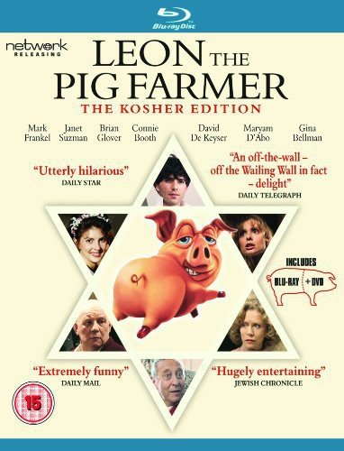 Leon the Pig Farmer [Blu-ray] (Farmer Pig)