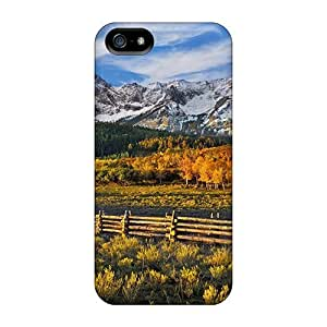 LJF phone case Bernardrmop Snap On Hard Case Cover Magnificant Lscape Protector For Iphone 5/5s