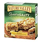 Nature Valley Sweet and Salty Peanut, 5-Count, 175 Gram