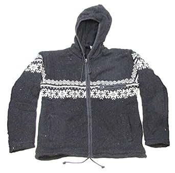 Shangri-La Nook 100% Wool Jacket With Fleece Lining