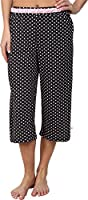Karen Neuburger Women's Le Boulevard Dot Crop Pants