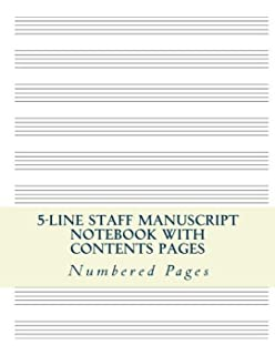 notation paper