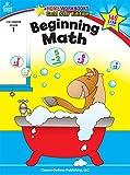 Beginning Math, Grade 1: Gold Star Edition (Home Workbooks)