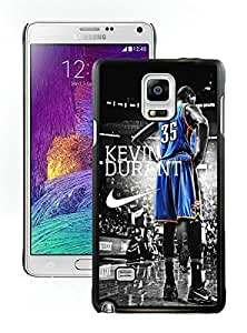 For Samsung Note 4,Oklahoma City Thunder Kevin Durant 3 Black Samsung Note 4 Case Online