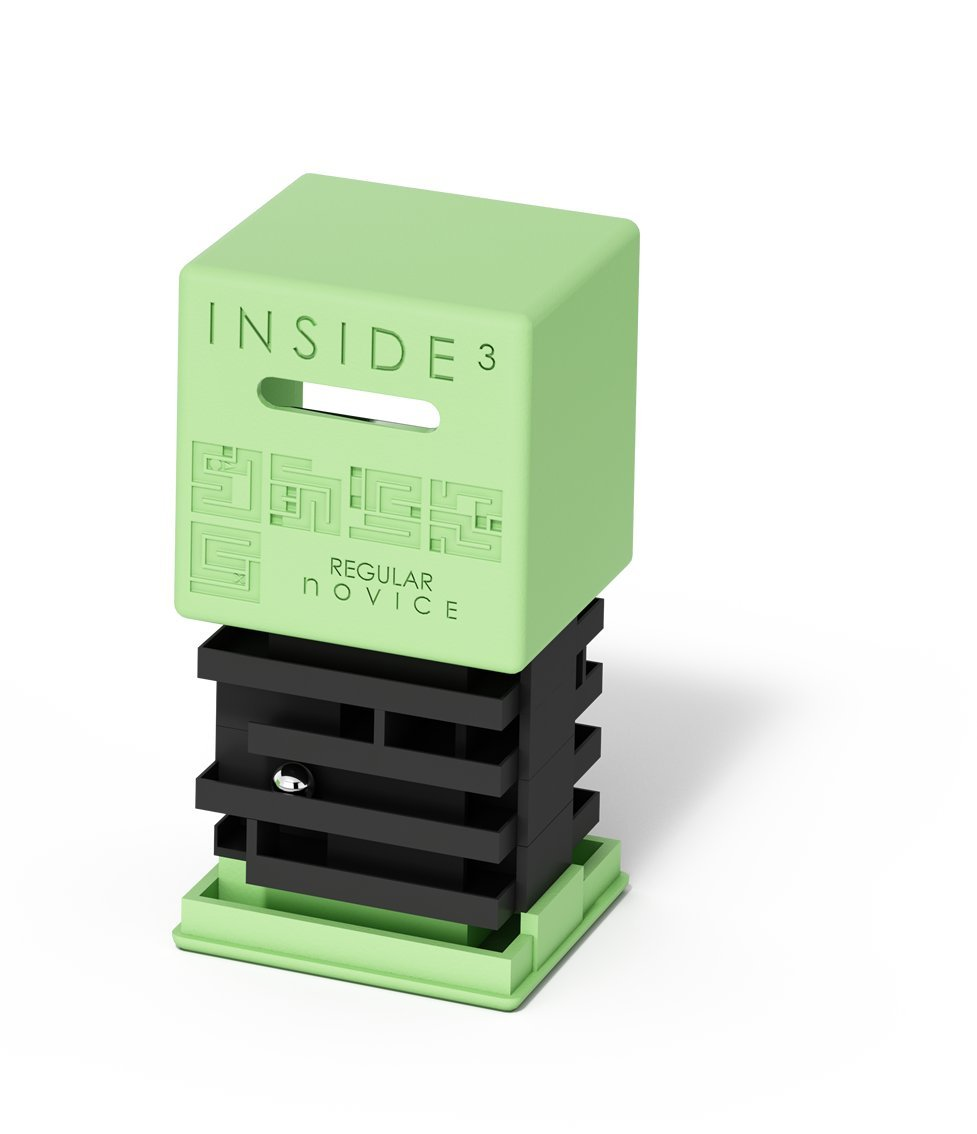 DOUG Solutions Inside3 Regular Novice Blind Maze Lvl 3 3