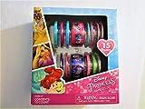 Disney Princess Gift Set Girls Bangles Bracelets Set 15 Count