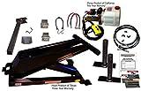 hydraulic trailer - Hydraulic Hoist Kit- 20,000 lbs- Dump Trailer- 12V- Scissor Hoist Kit Complete.