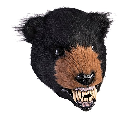 Scary Bear Mask - Scary Bear Mask Realistic