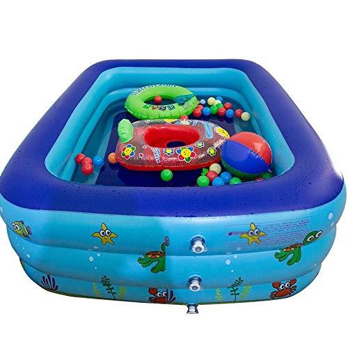 WangQ Piscina para niños bañera para el hogar bañera para niños ...