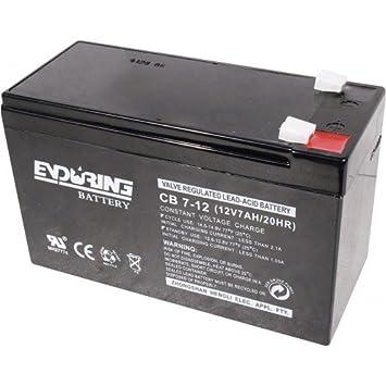 batterie au plomb 12v