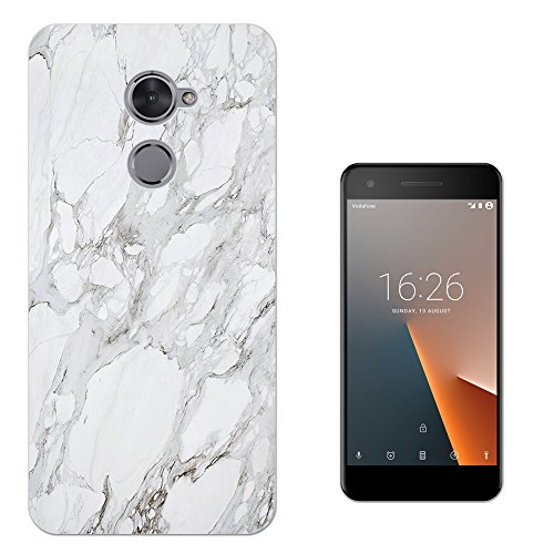 C00924   Marble Effect Bloggers Favourite Vodafone Smart N8 Fashion Trend Case Gel Rubber Silicone All Edges Protection Case Cover