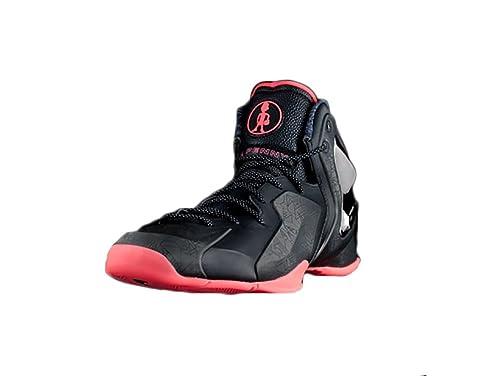 06fcde5d69 Amazon.com | Nike Men's LIL Penny Posite PRM QS, BLACK/BLACK-ATOMIC ...