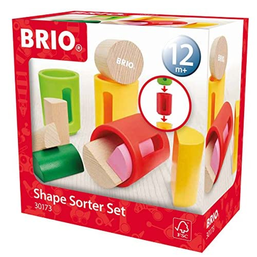 Brio 30173 - TRIEUR DE FORMES