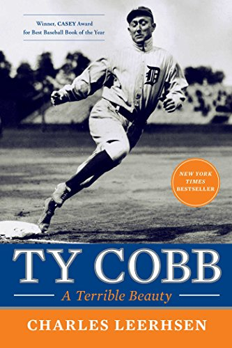 Ty Cobb: A Terrible Beauty cover