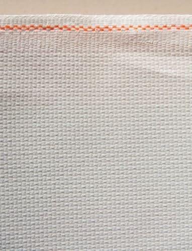 110 cm x 50 cm x 43 cm 14 Count Cross Stitch Zweigart Aida
