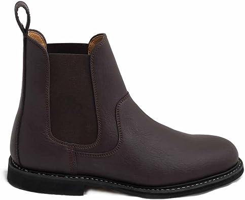   NAE Mens' Montana Vegan Chelsea Boot (8 M (US