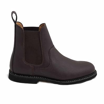 82e12f8df42f NAE Mens  Montana Vegan Chelsea Boot (9 M (US)) Brown