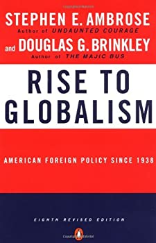 Rise to Globalism 0140175369 Book Cover