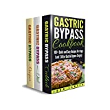 Give Your Body What It Needs After Gastric Bypass Surgery!This Box Set Includes 3 Books - Gastric Bypass Cookbook, Gastric Bypass Diet Guide, Gastric Bypass Recipes Gastric Bypass Cookbook:If you return to your old eating habits, you run the risk of ...