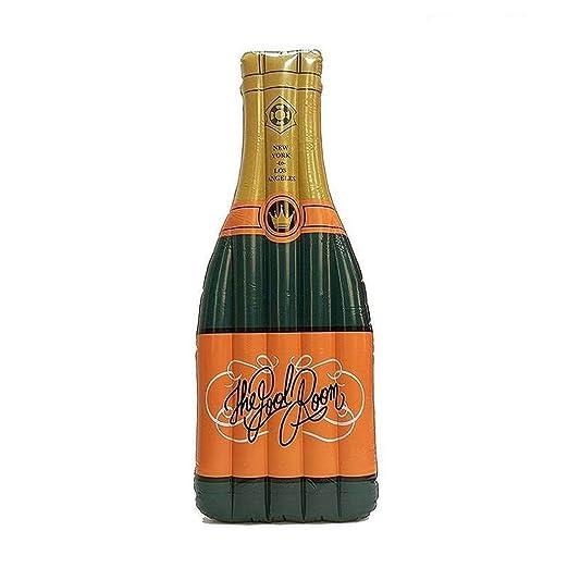 XJLXX Agua Inflable Fila Flotante Botella De Vino Súper Grande ...