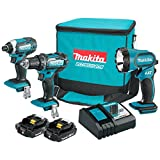 Cheap MAKITA USA Inc CT320R 3PC18V Li-Ion Cordless Kit