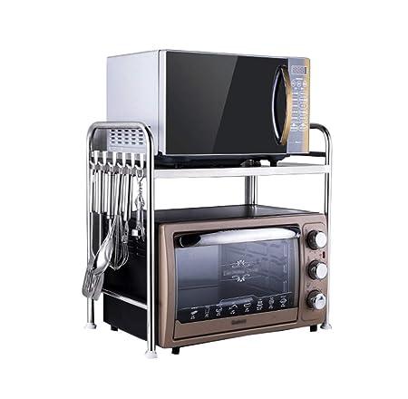 Storage rack. Estante de Cocina/Horno de microondas/Acero ...