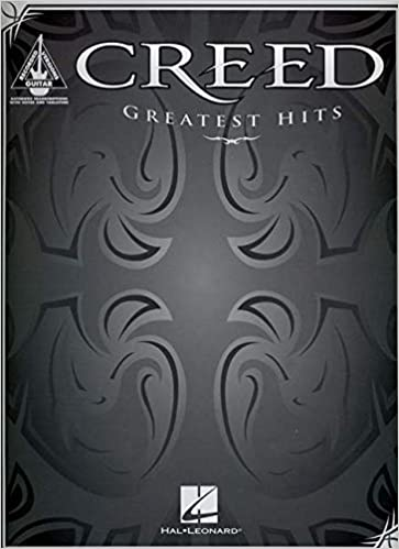Amazon.com: Creed -- Greatest Hits: Authentic Guitar TAB ...