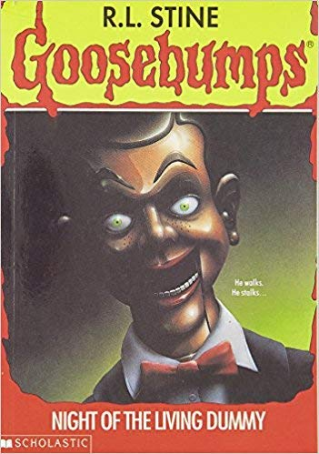 [By R.L. Stine ] Night of the Living Dummy (Goosebumps - 7) (Paperback)【2018】by R.L. Stine (Author) (Paperback) from Scholastic Incorporated