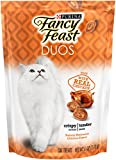 Purina Fancy Feast Duos Natural Rotisserie Chicken Flavor Cat Treats - 6 oz. Pouch
