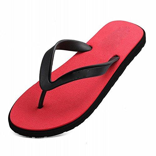 tendenza antiscivolo estate da sandali D da gomma pantofole Infradito uomo da scarpe esterni infradito casual uomo in spiaggia ZPD qwx4SCTz