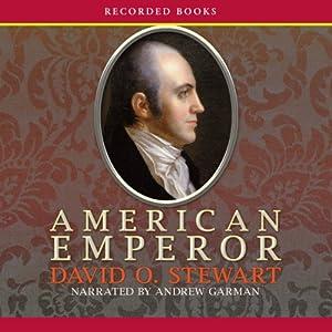 American Emperor Audiobook
