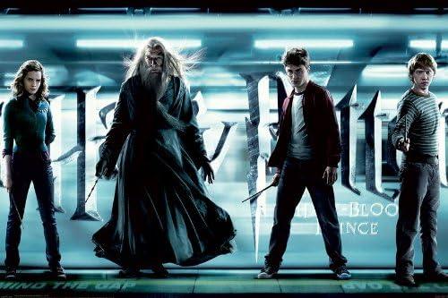 Harry Potter 7 Harry Ron Emma plataforma 9 Película Star ...
