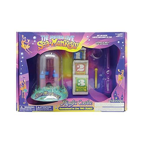 (The Amazing Live Sea-Monkeys-Magic Castle)