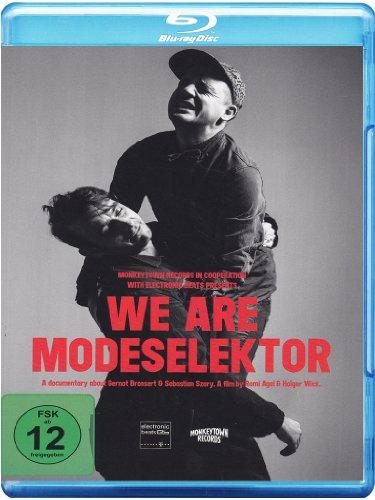 We Are Modeselektor [Blu-ray]