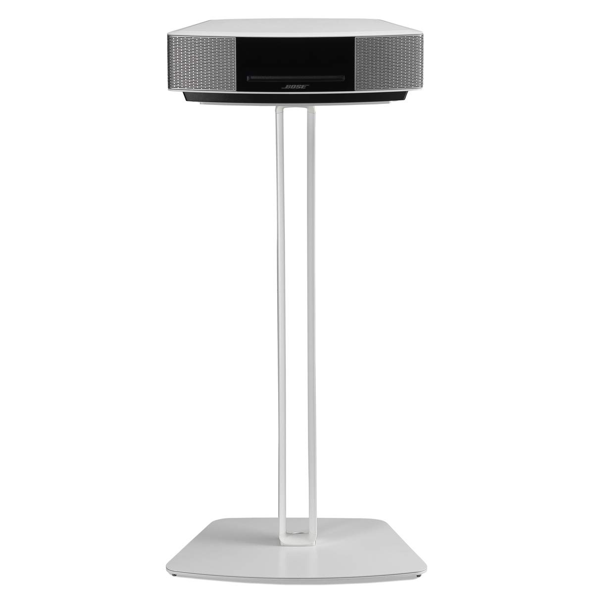 SoundXtra Floor Stand for Bose Wave (White) by SoundXtra