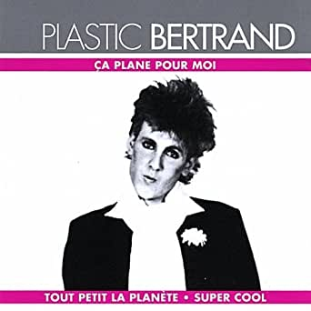 mp3 plastic bertrand