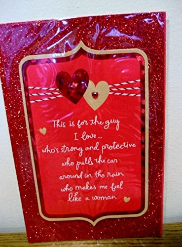 Amazon american greetings valentines card for the guy i love i american greetings valentines card for the guy i love i adore partner husband boyfriend m4hsunfo
