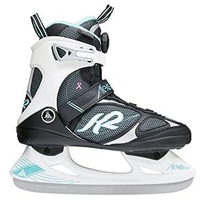 Amazon.com : K2 Skate Women's Alexis BOA Ice Skate Black
