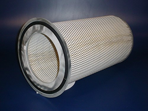 Aftermarket Replacement for Torit Donaldson Vibra Shake P190598, VS1500-VS3000 Cartridge Filter w/Wrap by AES Filter