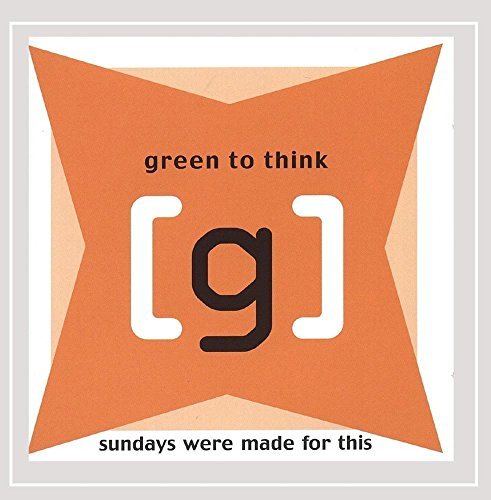 Green To Think-Sundays Were Made For This-CDEP-FLAC-2002-FLACME Download