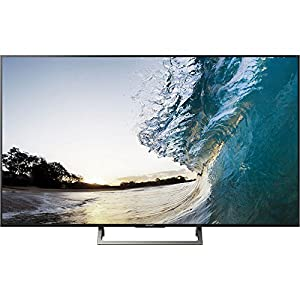 Sony XBR65X850E 65-Inch 4K Ultra HD Smart LED TV (2017 Model)