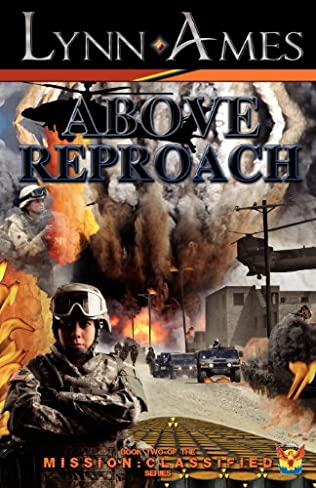 book cover of Above Reproach