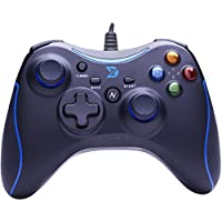 ZD-N【pro】[Blue] Wired Gaming Controller Gamepad for...
