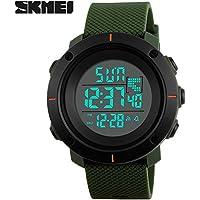 Relógio Masculino Digital Led Esportivo Skmei